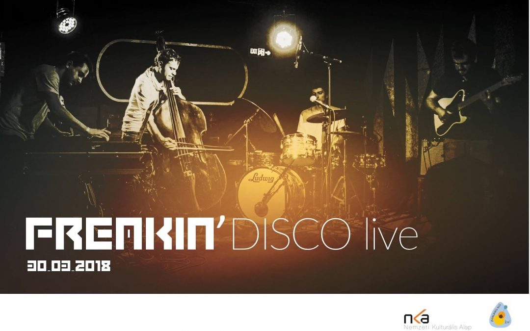 FREAKIN' DISCO (Hungary) Electronic Music and Contemporary Jazz