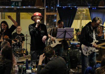 Hungarian Restaurant Concert