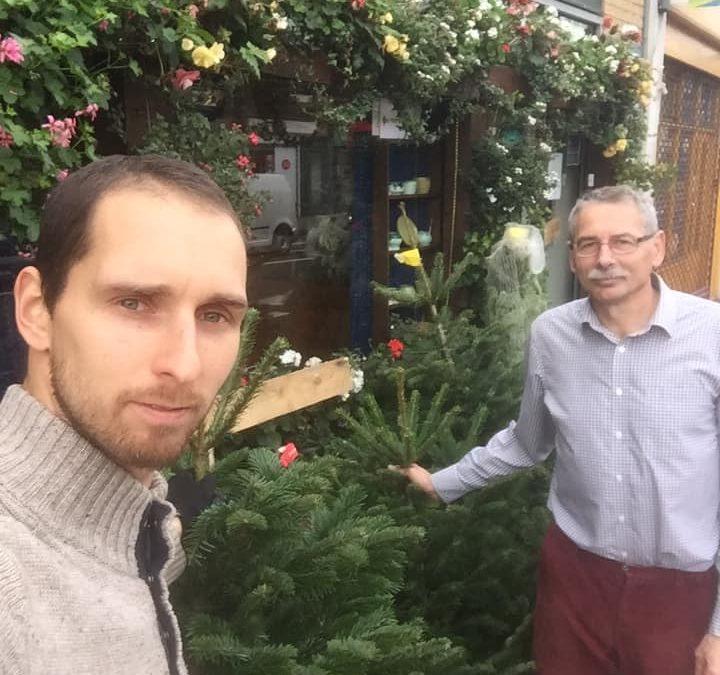 Christmas Trees 🗓 🗺
