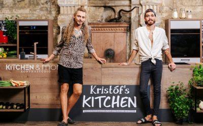 Kristóf's Kitchen -Vegan dinner 🗓 🗺