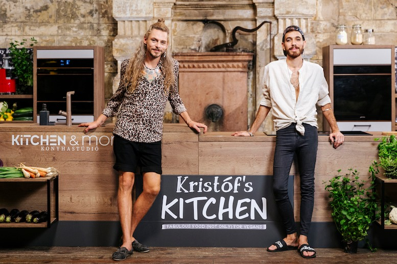 Kristóf's Kitchen -Vegan dinner 🗓 🗺