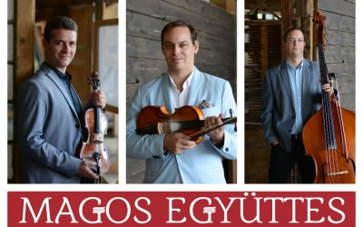 The Magos Folk Band from Budapest – authentic Hungarian folk music night 🗓 🗺